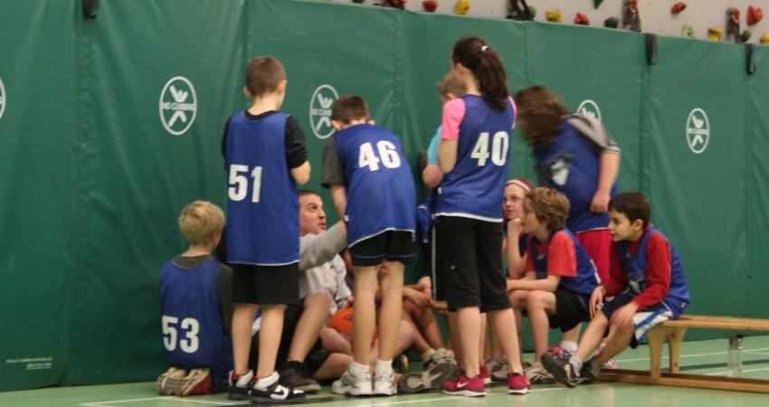 Grade 4/5 Basketball