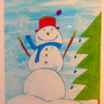 Div 1 – Christmas Cards