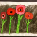 Div 2 – Remembrance Day Poppies