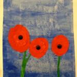 Div 5 – Poppies