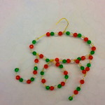 Div 2 – Christmas Bead Work
