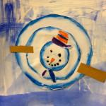 Div 7 – Aerial Snowmen