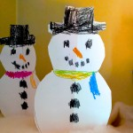 Div 10 – Snowmen