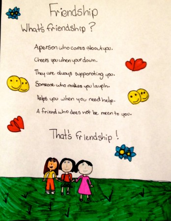 Writings on friendship