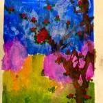Div 5 – Landscape Watercolor