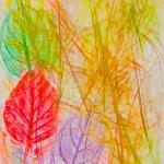 Div 6 – Leaf Art