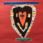 Div 4 – Mosaic Hearts