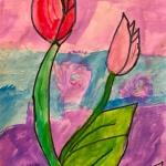 Div 5 – Spring Flowers