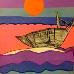 Div 3 – Ted Harrison Inspired Art