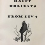 Div 4 – Happy Holidays