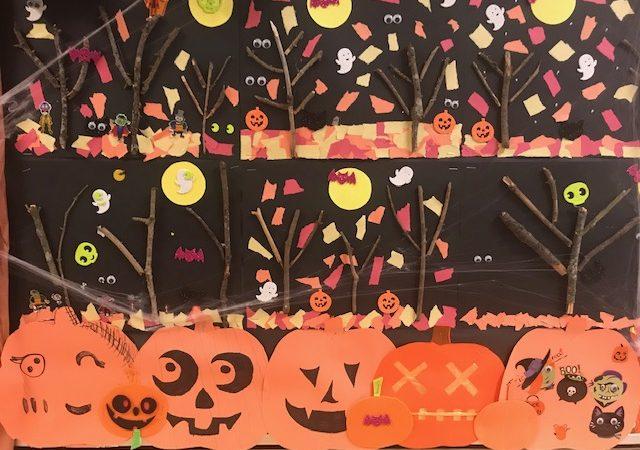 A Halloween Challenge!