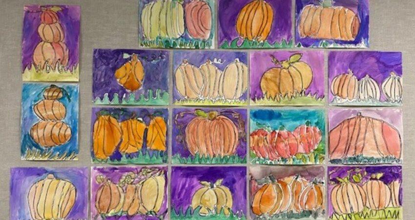 Pumpkins – Div. 5
