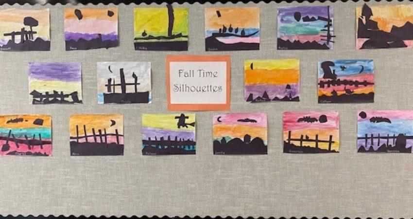 Fall Silhouettes – Div. 12