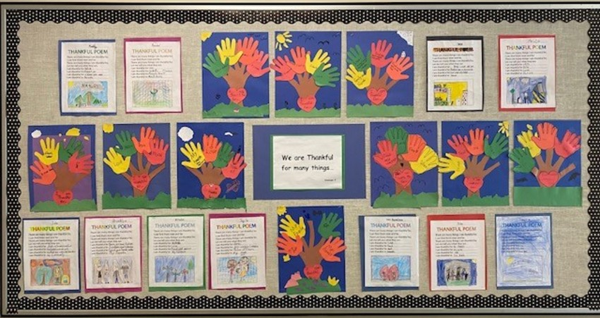 We Are Thankful – Div. 7