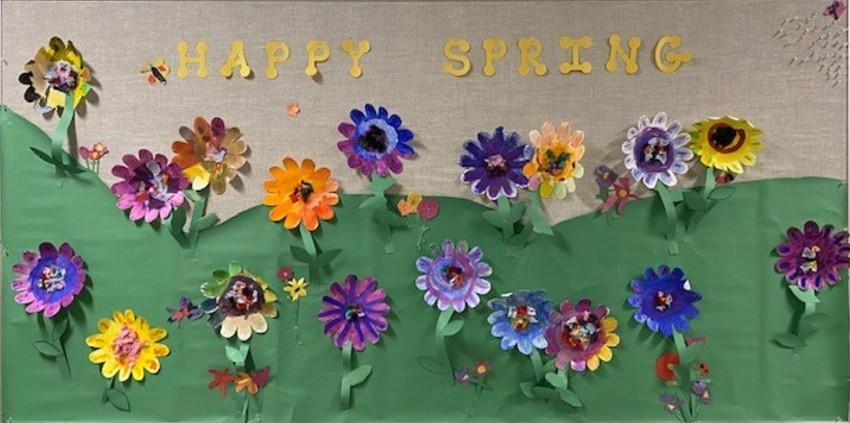 Spring Flowers – Div. 13