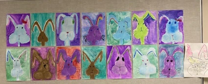 Bunny Art – Div. 5